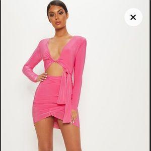 Barbie Hot Pink Cutout 👗